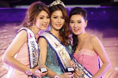 タイ 働く美女コンテスト画像