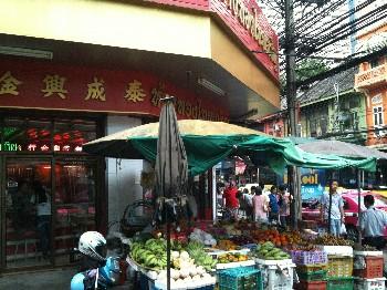バンコク アジアティック・サ・リバー画像