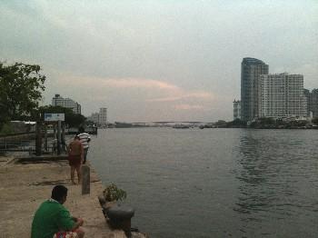 アジアティック チャオプラヤー川画像