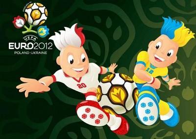 UEFA 欧州 2012年 サッカー画像