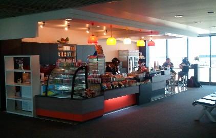 バンコク ドンムアン空港 売店写真
