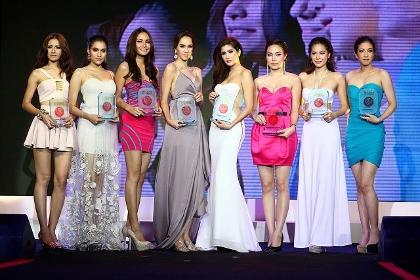 タイ版 FHMセクシー女性写真 2012