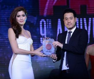 タイ版 FHMもっともセクシーな女性写真 2012