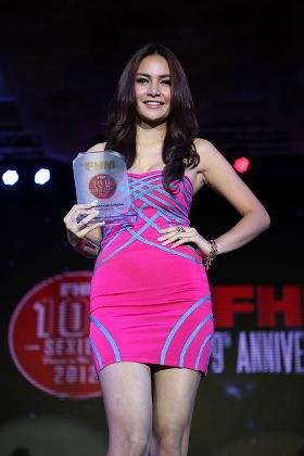 タイでもっともセクシーな女優2012画像