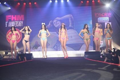 タイ版 FHMもっともセクシーな女性画像 2012