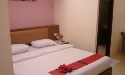 バンコク ローヤルエクスプレス・バンコク・ホテル室内写真