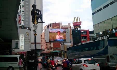 タイ ハジャイ リーガーデンプラザ画像