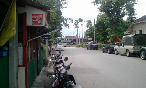タイ ハジャイ駅周辺画像