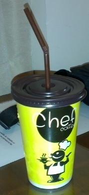 バンコク ナナ駅のchef coffe写真