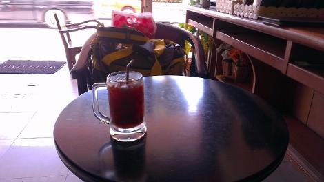 チェンライ市内 インターネットcaffe画像