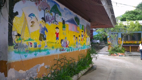タイ メーサイの小学校画像