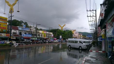 タイ ミャンマー国境の街メーサイの画像