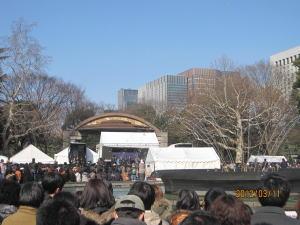 2012.03.11. 日比谷公園
