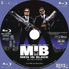 Tanitaniの映画 自作DVDラベル&BDラベル-MIB_BD