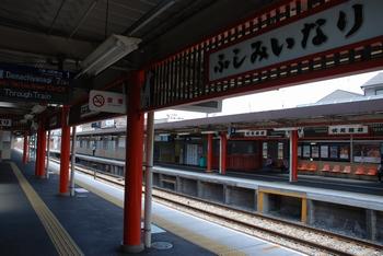 京阪本線で戻ります。