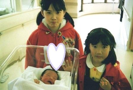 マユチャンが生まれた日