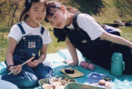 すずらん公園(2年生と4年生)