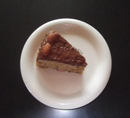 マミィの作ったチョコレートケーキ