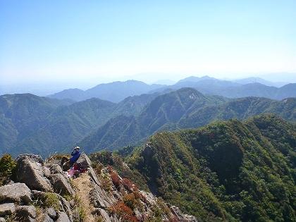 20140928鎌ヶ岳09
