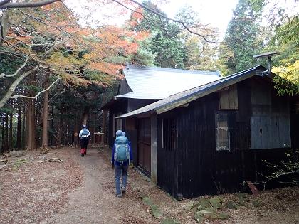 20141108養老縦走18