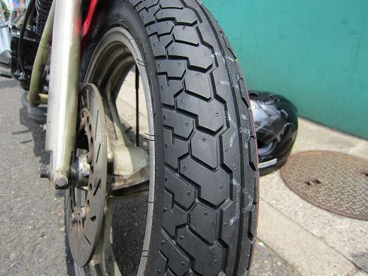 タイヤ交換 5