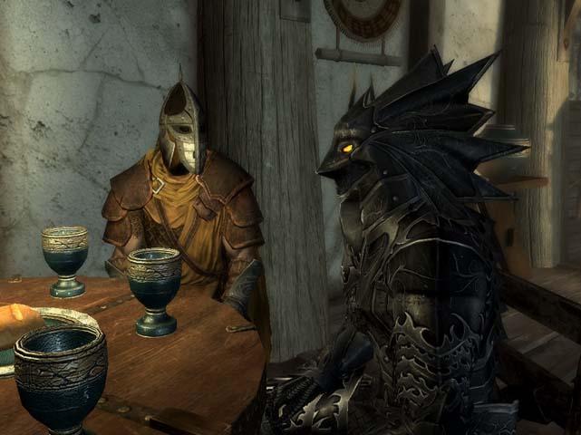 Guardlyさんはお酒好き