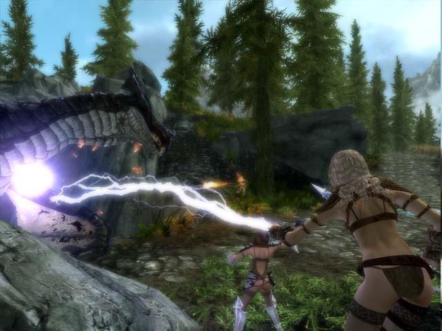 対ドラゴン戦