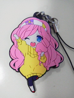 うた☆プリ トレーディングラバーストラップ林檎