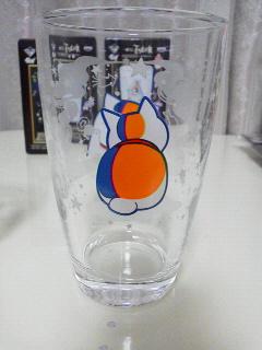 星空の下でE賞グラス4