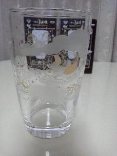 星空の下でE賞グラス5