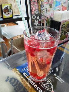 アニメイトカフェ薄桜鬼コラボ (16)