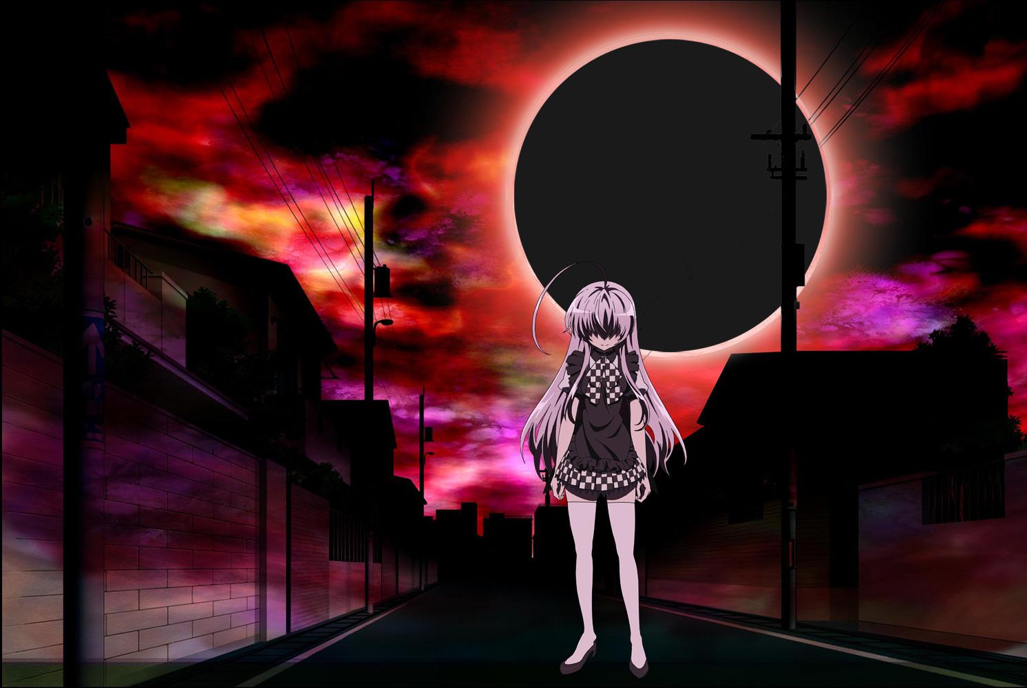 日食ニャル子さん