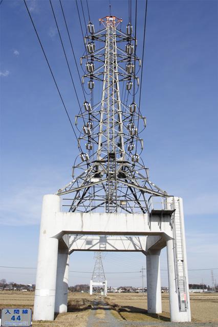 入間線44号鉄塔