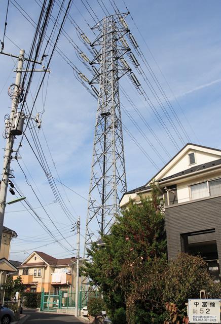 中富線52号鉄塔