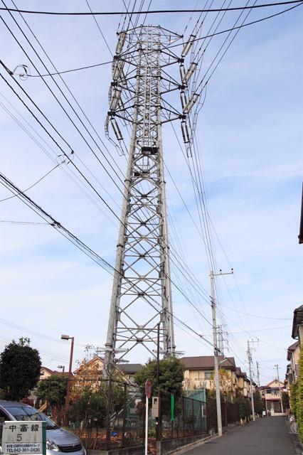 中富線53号鉄塔