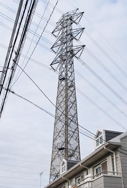 中富線59号鉄塔