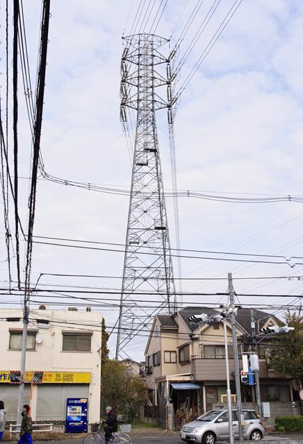 中富線61号鉄塔