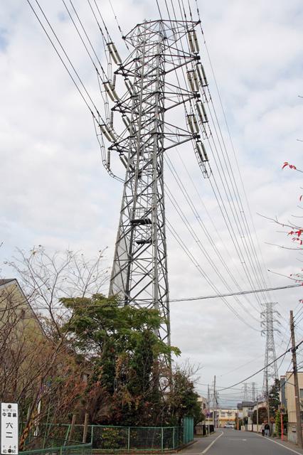 中富線62号鉄塔