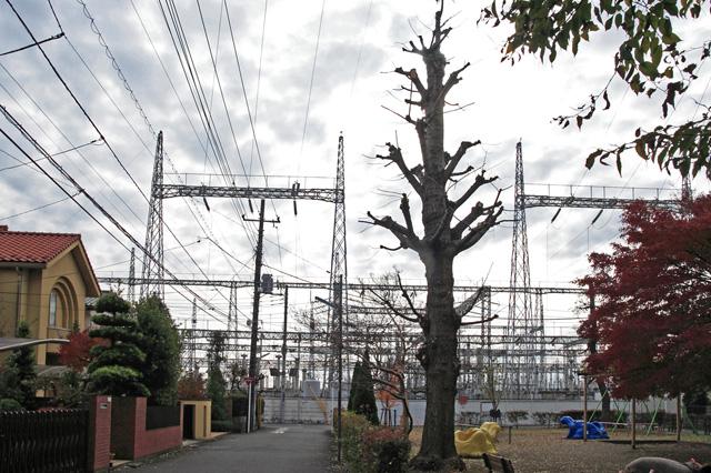 武蔵境変電所