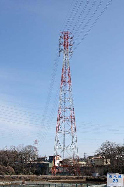志木線20号鉄塔