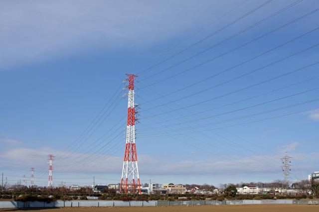 京北線32号鉄塔