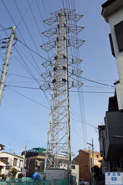 京北線68号鉄塔