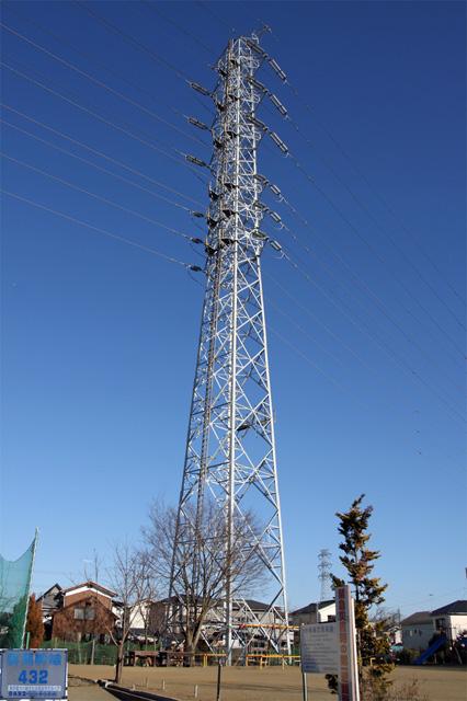 群馬幹線432号鉄塔