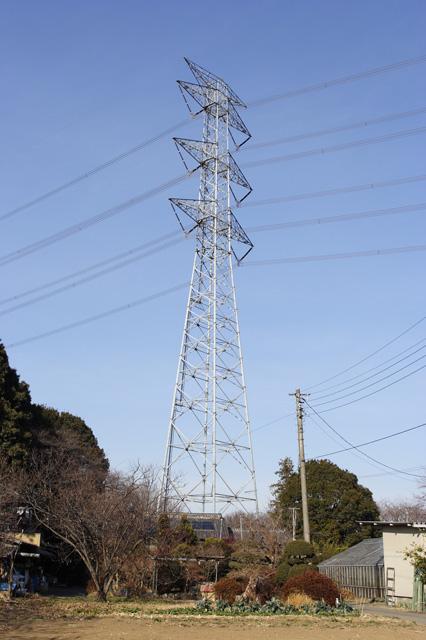 只見幹線403号鉄塔