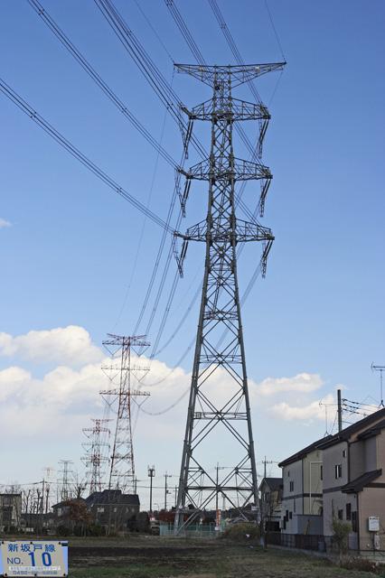 新坂戸線10号鉄塔