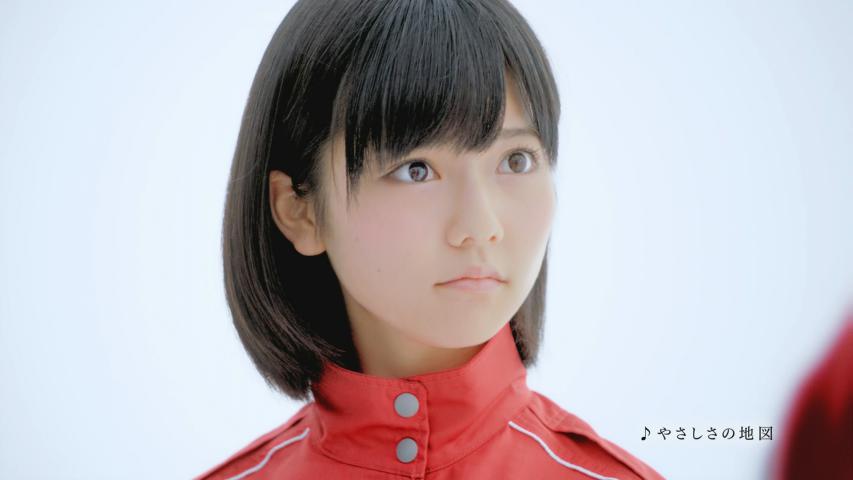 日本赤十字社「赤十字を考える。対話 赤十字マーク篇」AKB48 島崎遥香