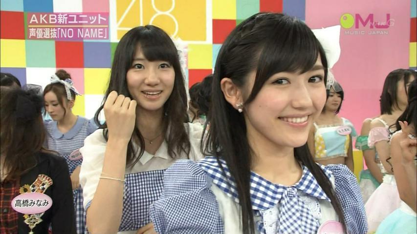 「MUSIC JAPAN」AKB48 渡辺麻友