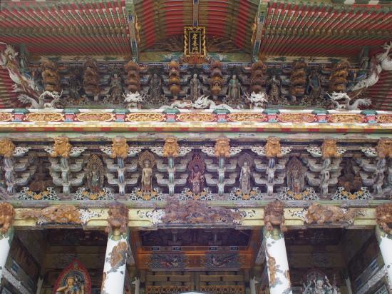 耕三寺博物館 考養門
