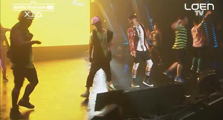 Melon premiere live 1