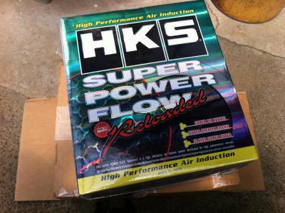 アルトワークス HA12S HA22S HKSエアクリーナー エアクリーナー交換